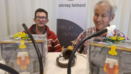 700-ste uitzending It's Music Time op Omroep Helmond radio