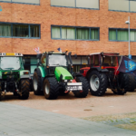 Trekkers naar stadskantoor in Helmond