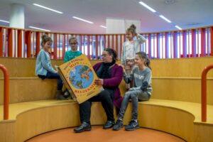Geannuleerd Voorlezen op woensdagmiddag @ Bibliotheek Helmond-Peel | Helmond | Noord-Brabant | Nederland