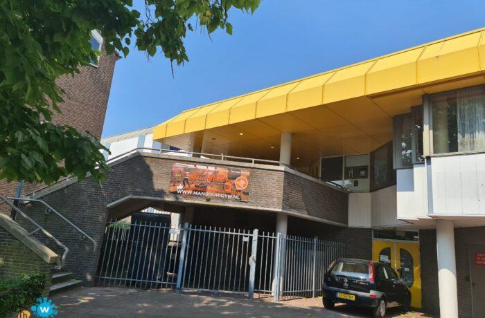 Mansouri Gym verhuist naar Binderseind 21