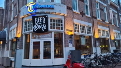 Nieky Holzken opent Beer and Beefs Steakhouse
