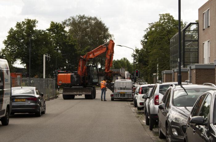 Gemeente kapt maar plant ook nieuwe bomen in Annawijk