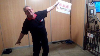 Fred Bijsterveld is vrijwilliger in hart en nieren