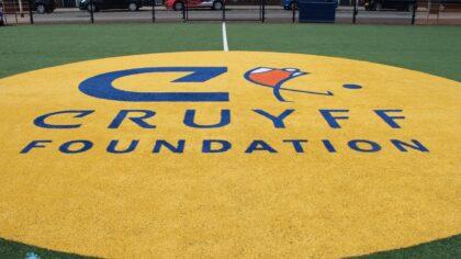 Cruyff Court trefpunt voor voetballiefhebbers