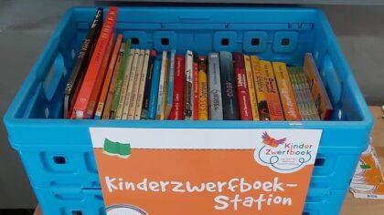 Kinderzwerfboekenstation bij de Rijpelroets, Rijpelberg