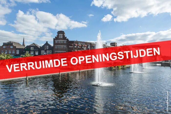 Verruiming openingstijden in Helmond-Centrum