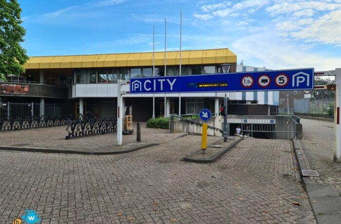 Opening corona-testlocatie De Peel in Helmond