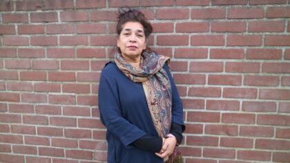 Maatschappelijk werker Sahieda Nirhoe: 'Waar word ik vrolijk van'