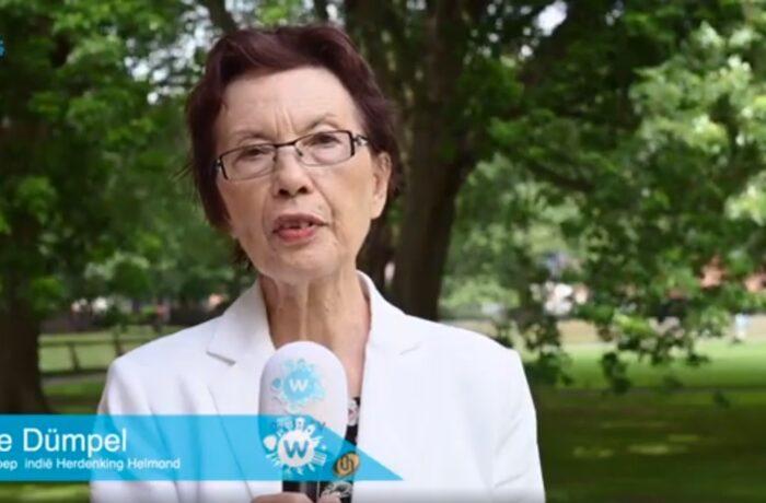 Livestream Indië herdenking Helmond