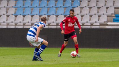 Karim Loukili en Rowen Koot tekenen bij Helmond Sport