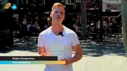 Gedicht van Ruben Kemperman op Omroep Helmond