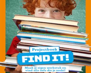 Skoolzone thema: Find it @ Bibliotheek Helmond-Peel