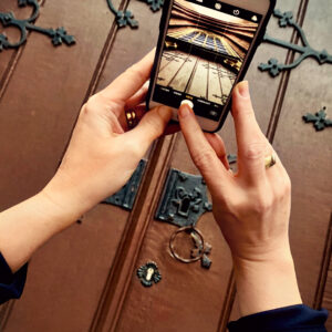 Smartphone & Borrelarrangement @ VVV Helmond