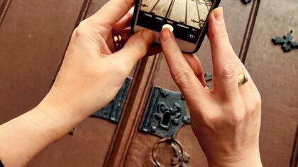 Workshop fotograferen met je telefoon door VVV Helmond