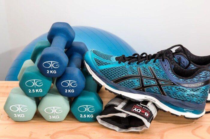 Fitness bij de Buren: Unity