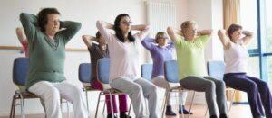 Fitness in de Cirkel @ Inloophuis De Cirkel