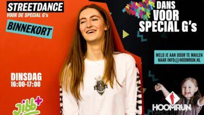 Dansen met verstandelijke beperking bij Hoomrun Dance Studios Helmond