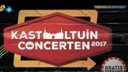 Terugblik Kasteeltuin Concerten 2017