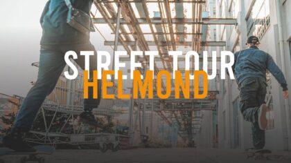 Binnen één middag Helmond verkennen met een groep skateboarders, BMX-ers of freerunners?