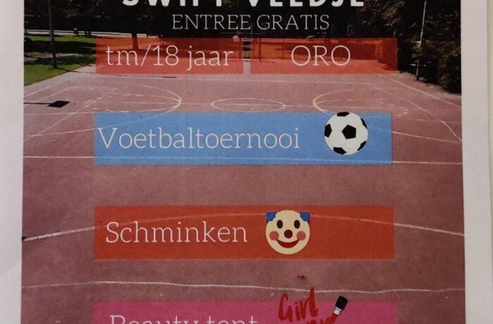 Verschillende activiteiten voor de jeugd in Helmond-Oost