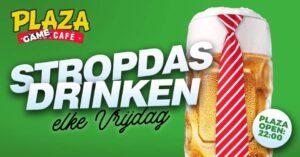 Plaza Stropdasdrinken @ Plaza Feestcafe
