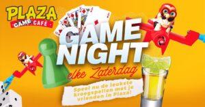 Plaza Game Nights @ Plaza Feestcafe