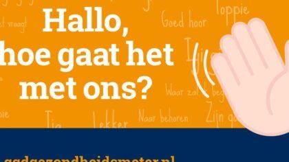 Onderzoek gezondheid en leefgewoonten in Helmond