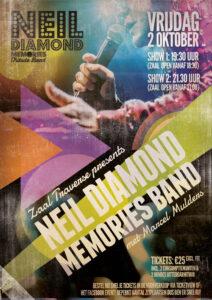 Neil Diamond Memories Band
