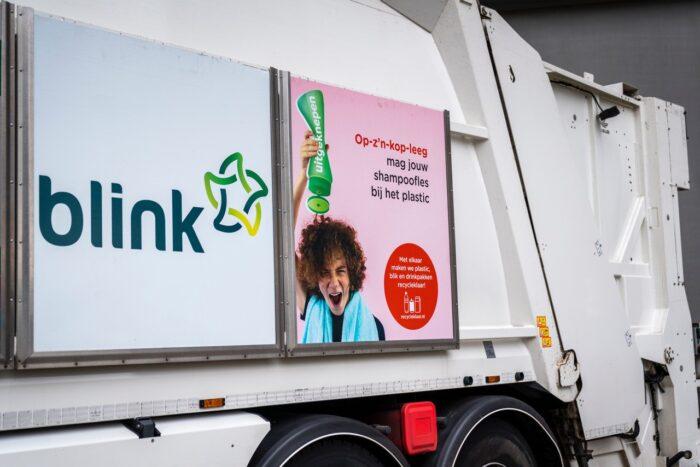 Blink start campagne Recycleklaar