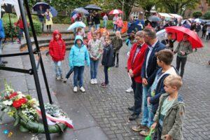 Bevrijdingsceremonie Brouwhuis 2020 @ Louis Donkersplein | Helmond | Noord-Brabant | Nederland