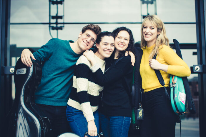 Seizoen Lambertus Concerten start met Butter Quartet