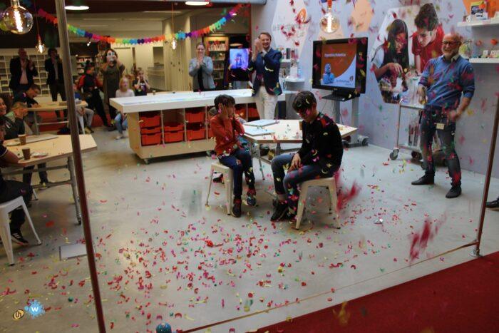 Opening TechLab in Bibliotheek Helmond-Peel