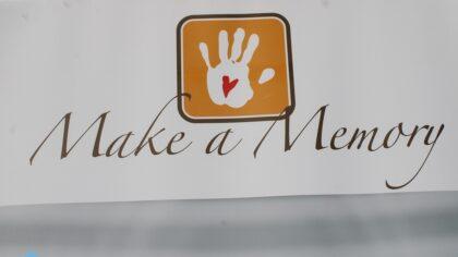 Make a Memory sponsorloop door Joyce-lyn Kappen