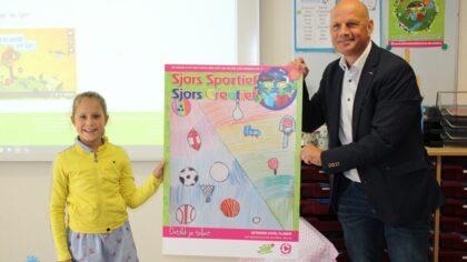 Landelijk project Sjors Sportief voor scholen weer van start