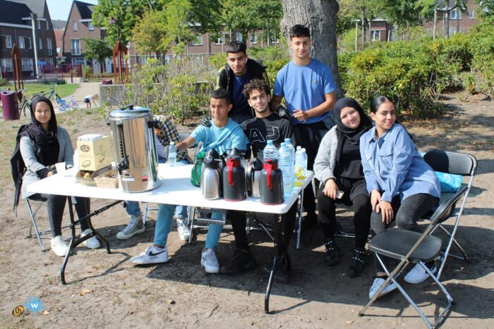 Project 'We are in charge' verloopt weer gezellig