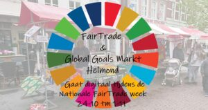 FairTrade & Global Goals markt in Helmond Digitaal @ FTGG Helmond | Helmond | Noord-Brabant | Nederland
