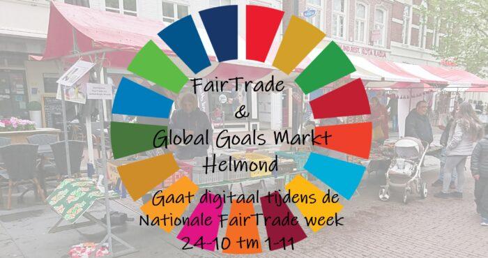 FairTrade & Global Goals markt in Helmond Digitaal