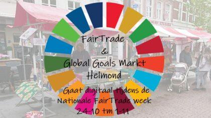 FairTrade en Global Goals Markt gaat digitaal