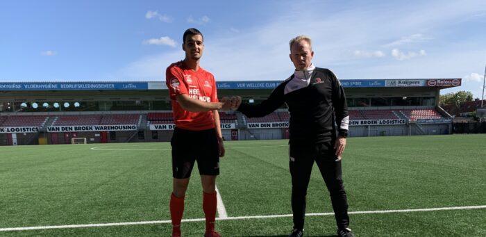 Helmond Sport trekt twee nieuwe spelers aan