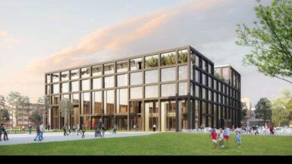 Stadskantoor wordt mogelijk het nieuwe Huis voor de Stad