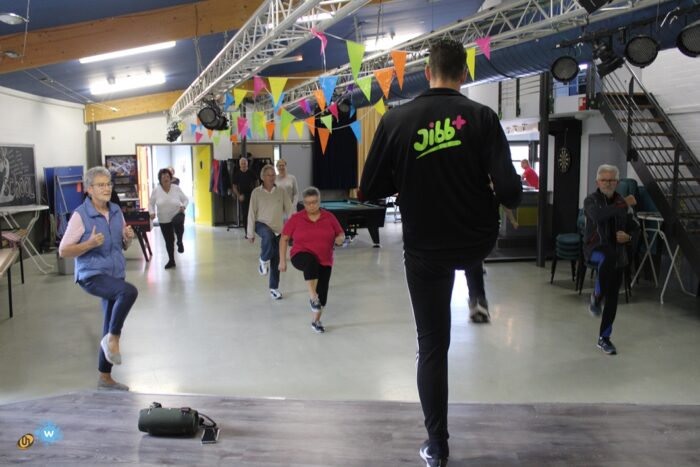 Tienerhuis: bewegen voor 55+ steeds populairder