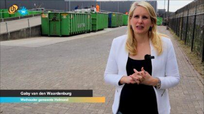 Inwoners prikkelen om afval te scheiden