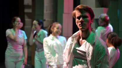 Wijziging speeldata '' Antigone'' in het Annatheater