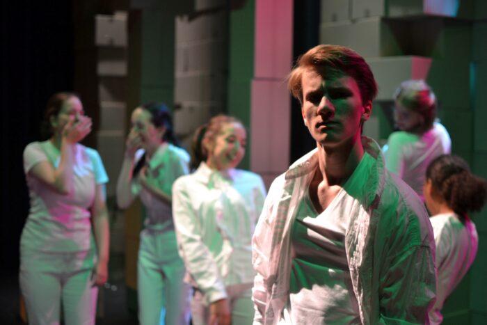 Wijziging speeldata ''Antigone'' in het Annatheater