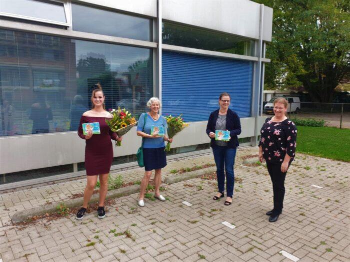 Voorleesexpress bestaat 5 jaar in Helmond