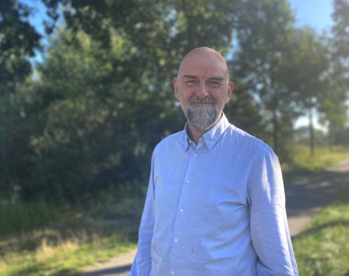 Paul Terwisscha nieuwe directeur van woningbouwvereniging Volksbelang