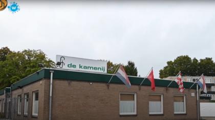 Nieuwe opvang daklozen in wijkgebouw De Kamenij