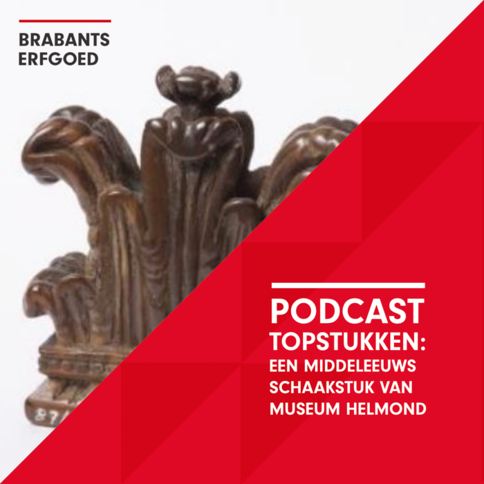 Podcast over cultuurschat in Museum Helmond