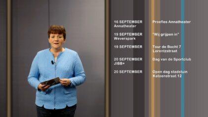 De agenda van Helmond week 37