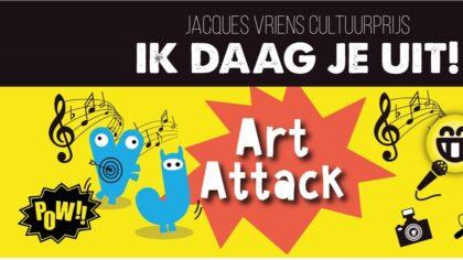 Creatieve helden gezocht! voor de Jacques Vriens Cultuurprijs in Helmond